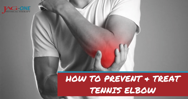 How to Prevent & Treat Tennis Elbow
