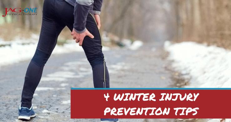 4 Winter Injury Prevention Tips