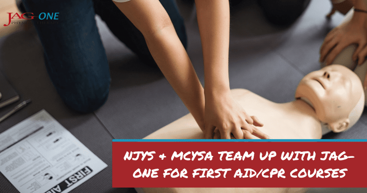 NJYS & MCYSA Team Up with JAG-ONE for First Aid/CPR Courses