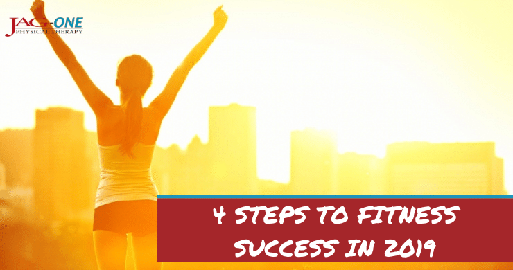4 Steps to Fitness Success in 2019