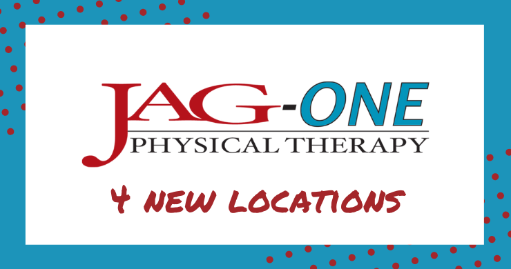 JAG-ONE Physical Therapy Opens Four New Facilities, Expands to Pennsylvania