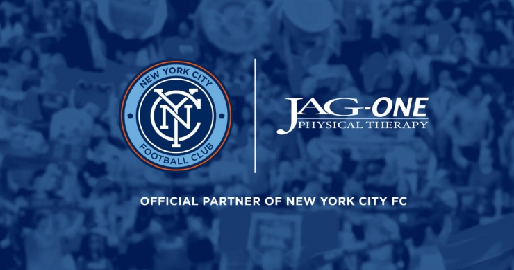 New York City FC and JAG-ONE Physical Therapy build upon multi-year partnership with July fan event