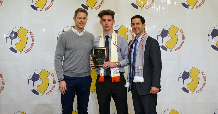 JAG-ONE Physical Therapy Presents 2019 NJYS Comeback Player of the Year