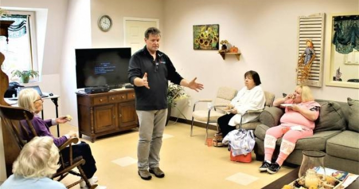 JAG-ONE Educates West Milford Locals on Joint Replacement