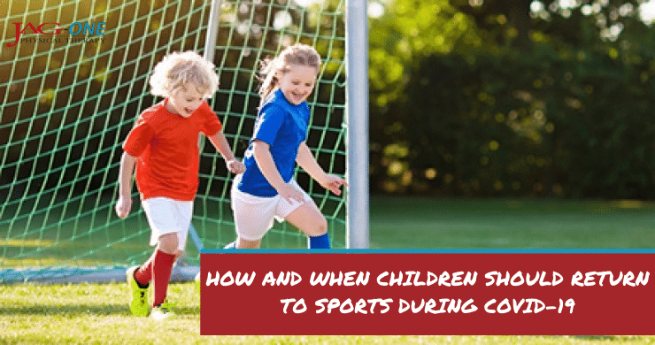 How and When Children Should Return to Sports During COVID-19