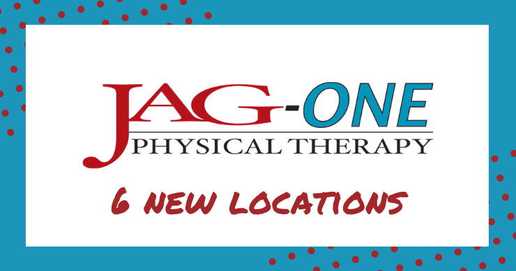 JAG-ONE Physical Therapy Opens Six New Facilities, Broadens South Jersey Footprint