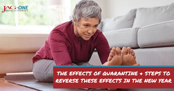 The Effects of Quarantine & Steps to Reverse These Effects in The New Year