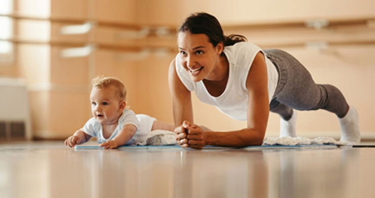 The Benefits of Physical Therapy for New Moms