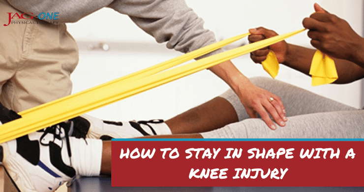 How to Stay in Shape With a Knee Injury