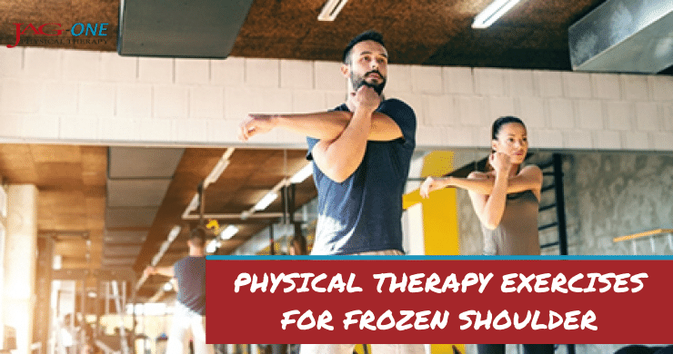 Physical Therapy Exercises for Frozen Shoulder