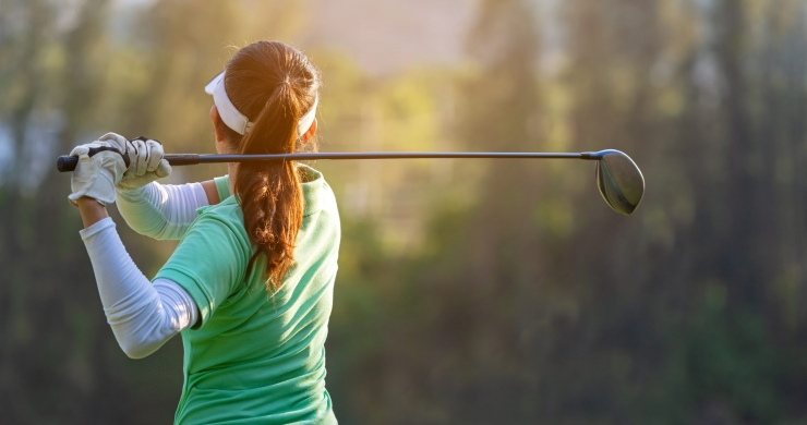 Improve that swing and limit injuries with TPI certified instructors at JAG-ONE Physical Therapy