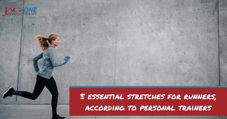 Business Insider Feature: 5 essential stretches for runners, according to personal trainers