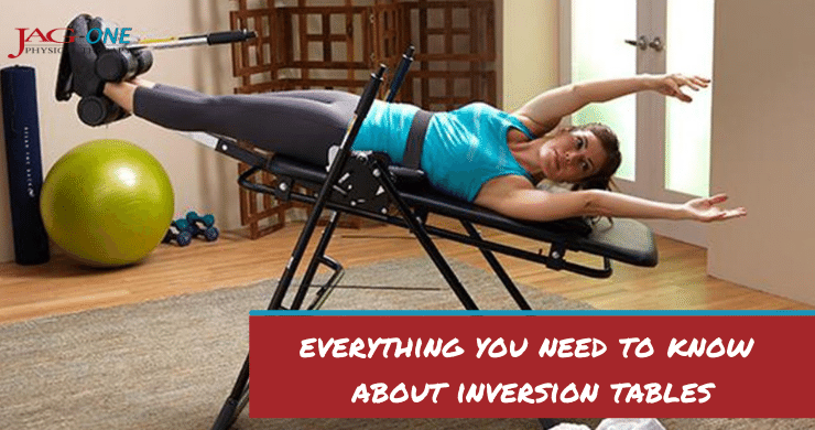 Forbes Feature: Everything You Need to Know About Inversion Tables